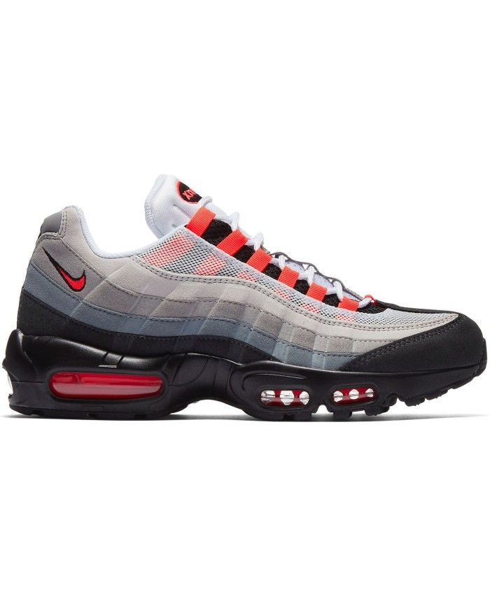 quality design befbd bd8ba Nike Air Max 95 Og Solar Red Trainer UK