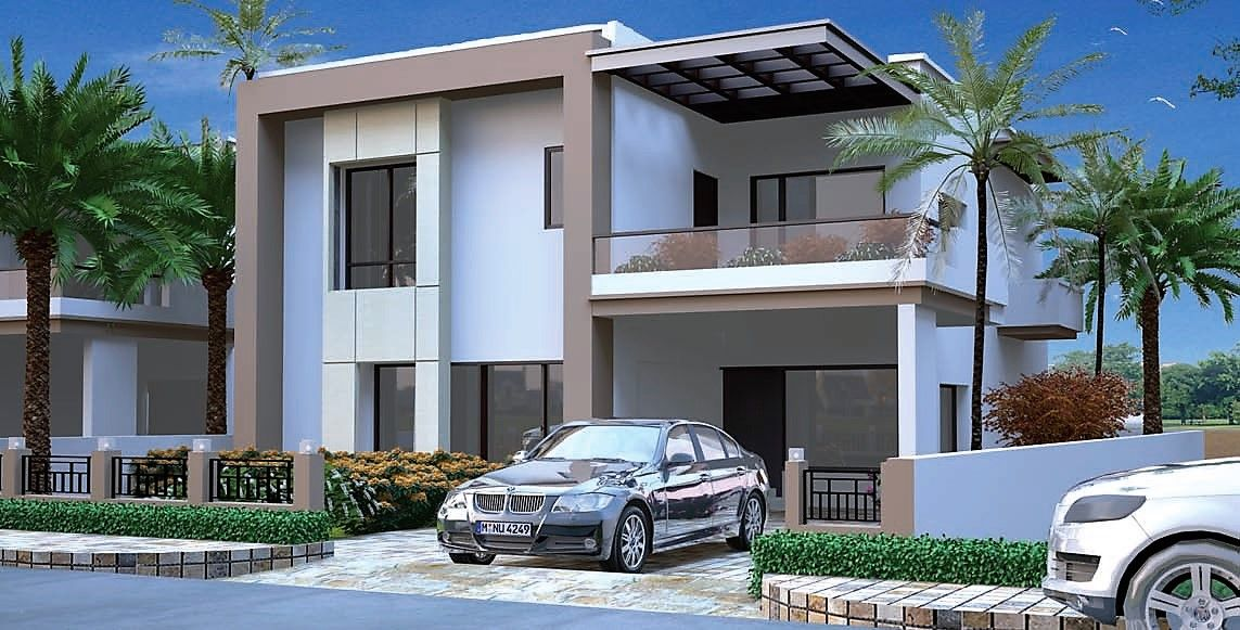 Pin on Independent Houses / Villas AT Quick Properties
