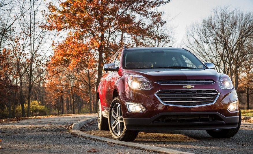 2018 Chevrolet Equinox Price Review Chevrolet Equinox