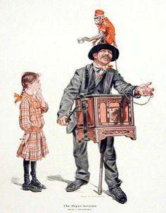organ grinder - Google Search