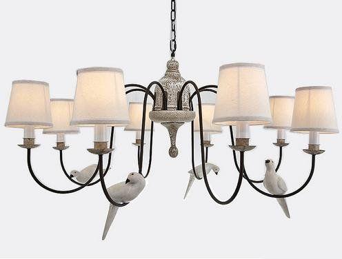 Buluke Mode Dekoriert Beleuchtung Wohnzimmer Restaurant H