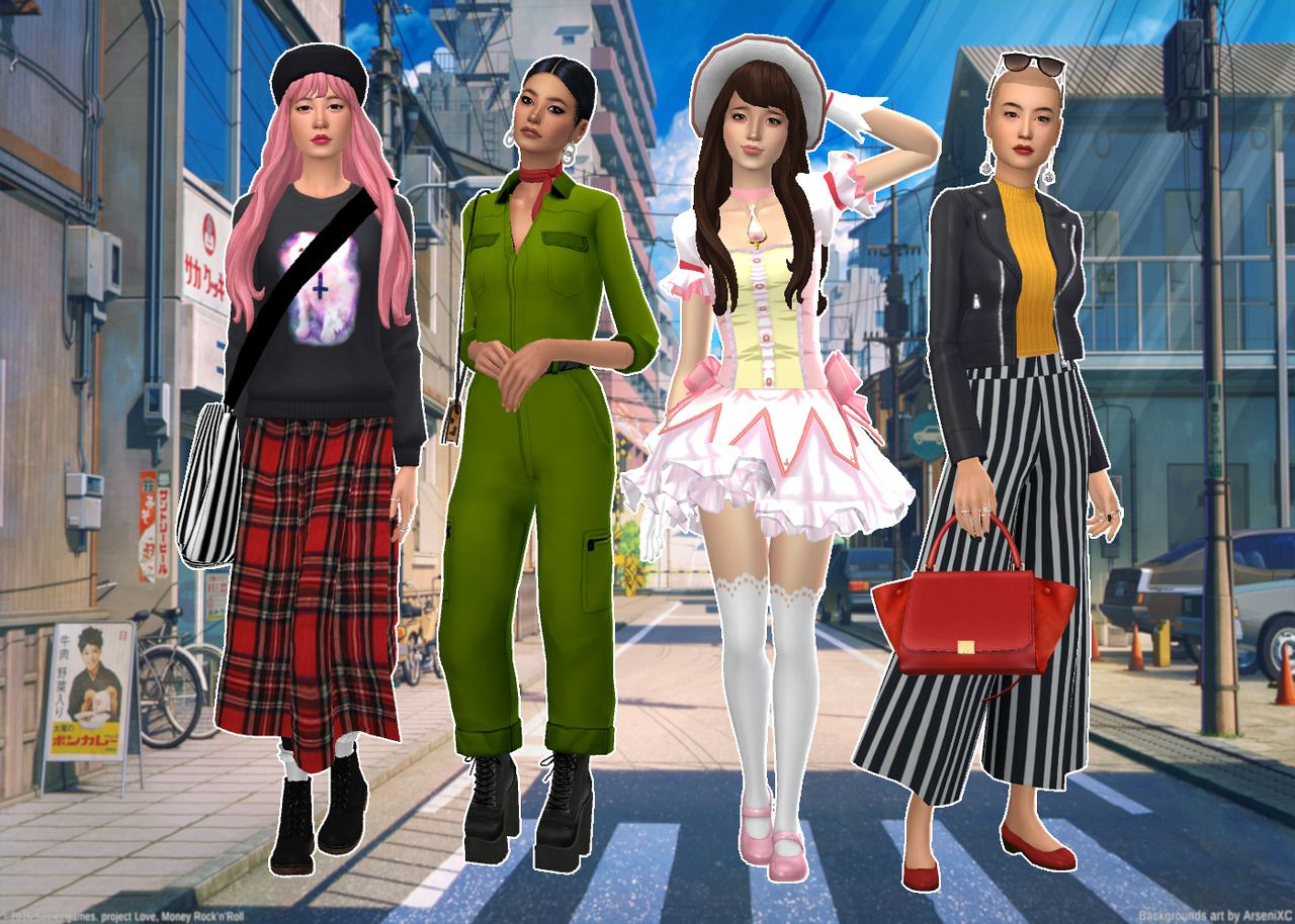 Maxis Match CC World S4CC Finds Daily FREE downloads for The