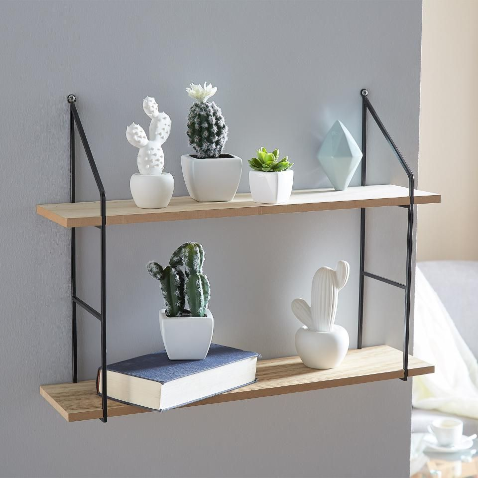 wandregal mdf eisen en 2019 wohnideen wandregal. Black Bedroom Furniture Sets. Home Design Ideas