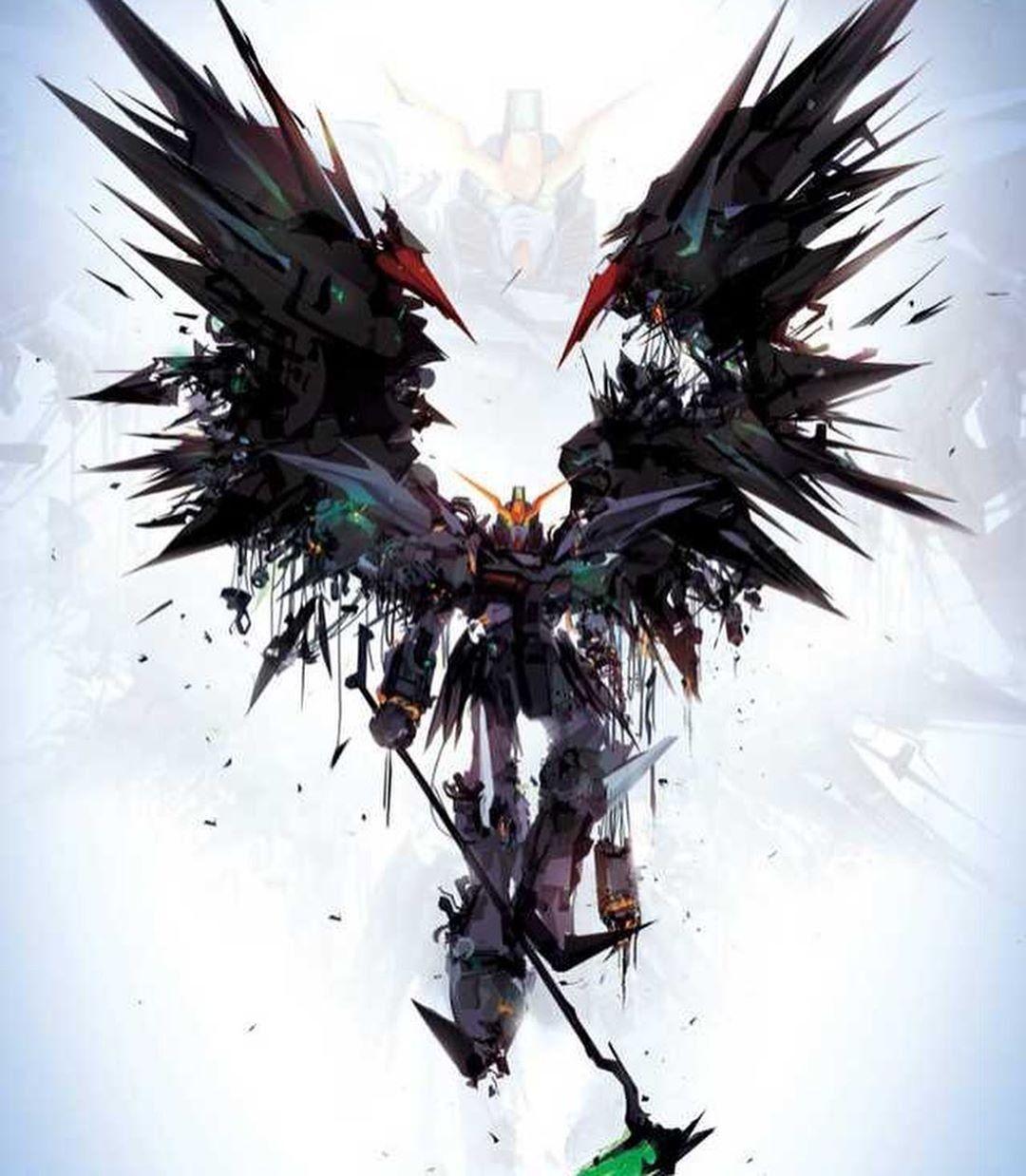 Pilot Duo Maxwell Gundam wallpapers, Gundam, Gundam art
