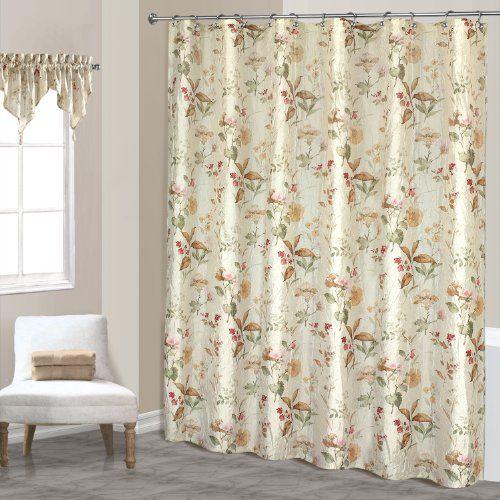 United Curtain Chantelle Shower Curtain 70 By 72inch Multi Click On The Image For Additional Details Shower Curtain Fabric Shower Curtains Curtains