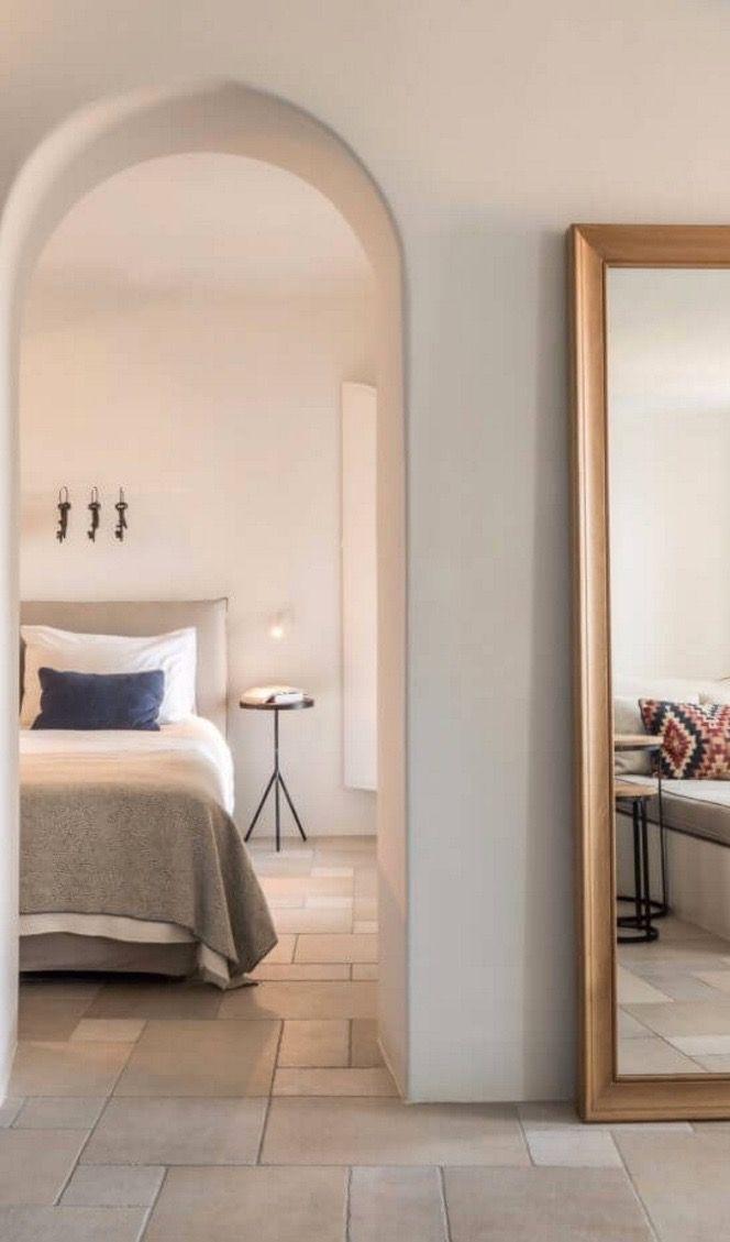 Une chambre contemporaine et minimaliste l décoration du0027intérieure