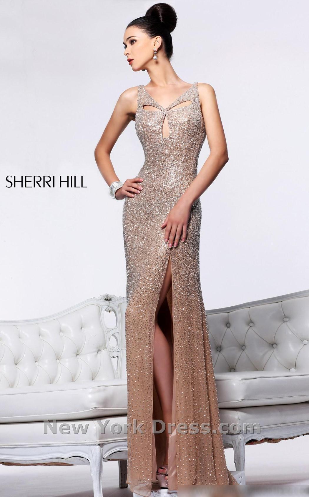 11f811797431 Sherri Hill 1589 thumbnail | Evening Gowns | Prom dresses, Dresses ...