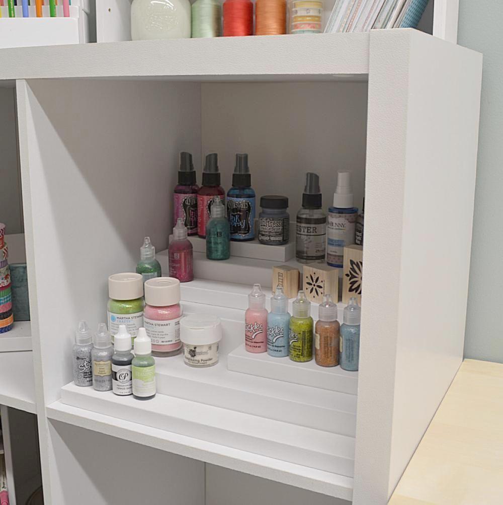 CreateMyShelf Organizer (for Ikea) Shelf organization