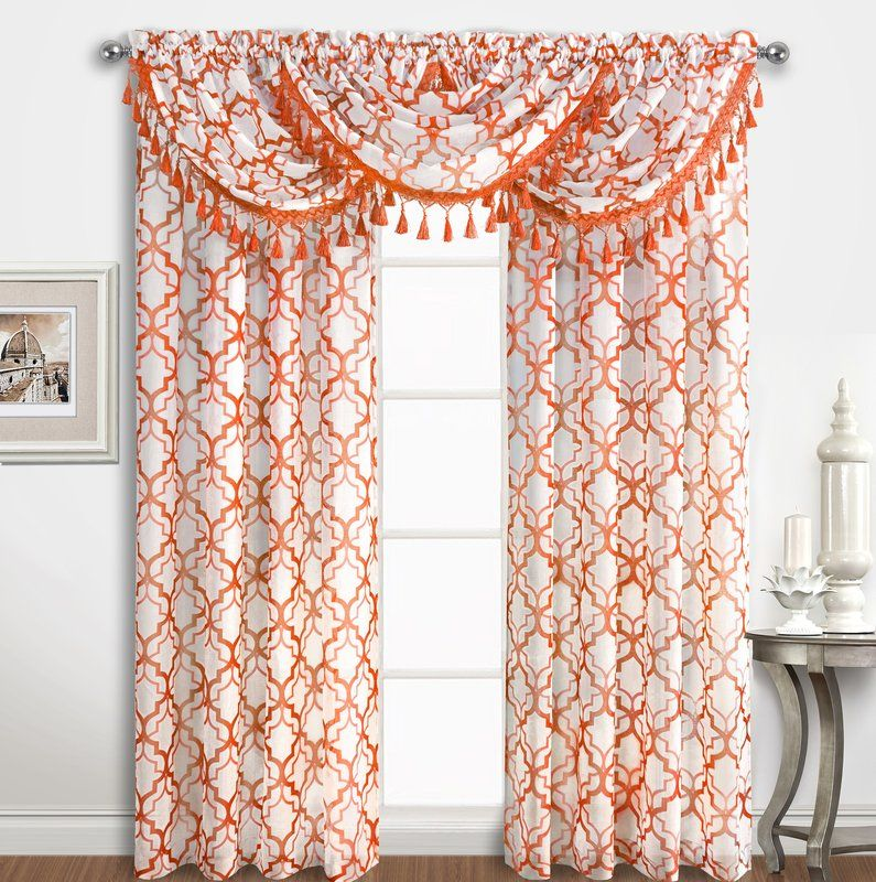 Brockham Room Darkening Thermal Grommet Curtain Panels Set Of 2