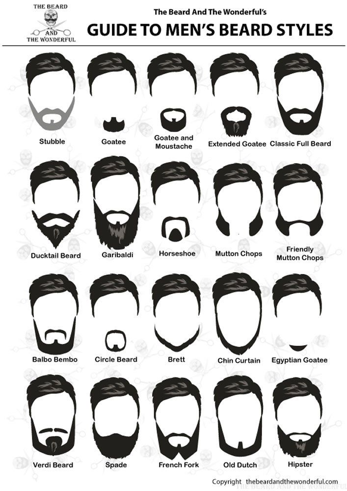 Choosing The Best Beard Style And Type For You Best Beard