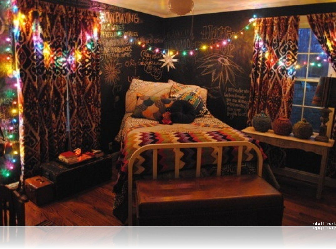indie bedroom ideas hipster bedroom - Indie Bedroom Designs