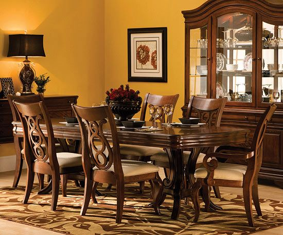 Classic Dining Room Collections From, Raymour And Flanigan Dining Room Sets