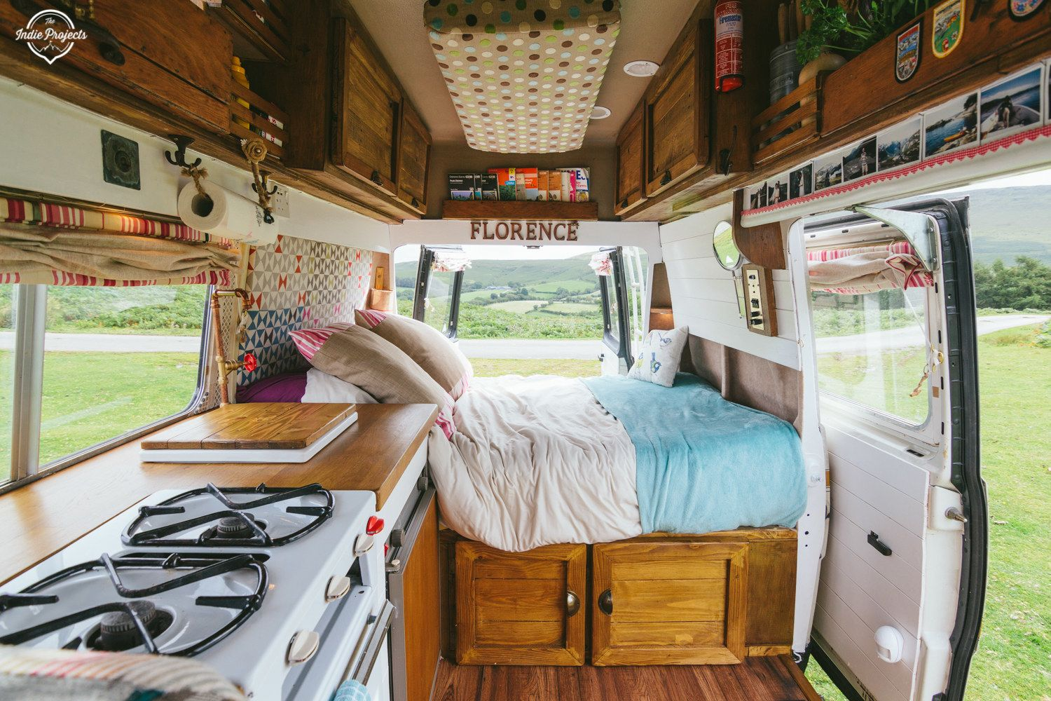 Photo of Amazing Inexpensive Van Build Transformation In Just 6 Weeks