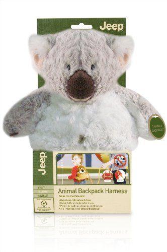 Jeep Animal Backpack Harness Koala Animal Backpacks Baby
