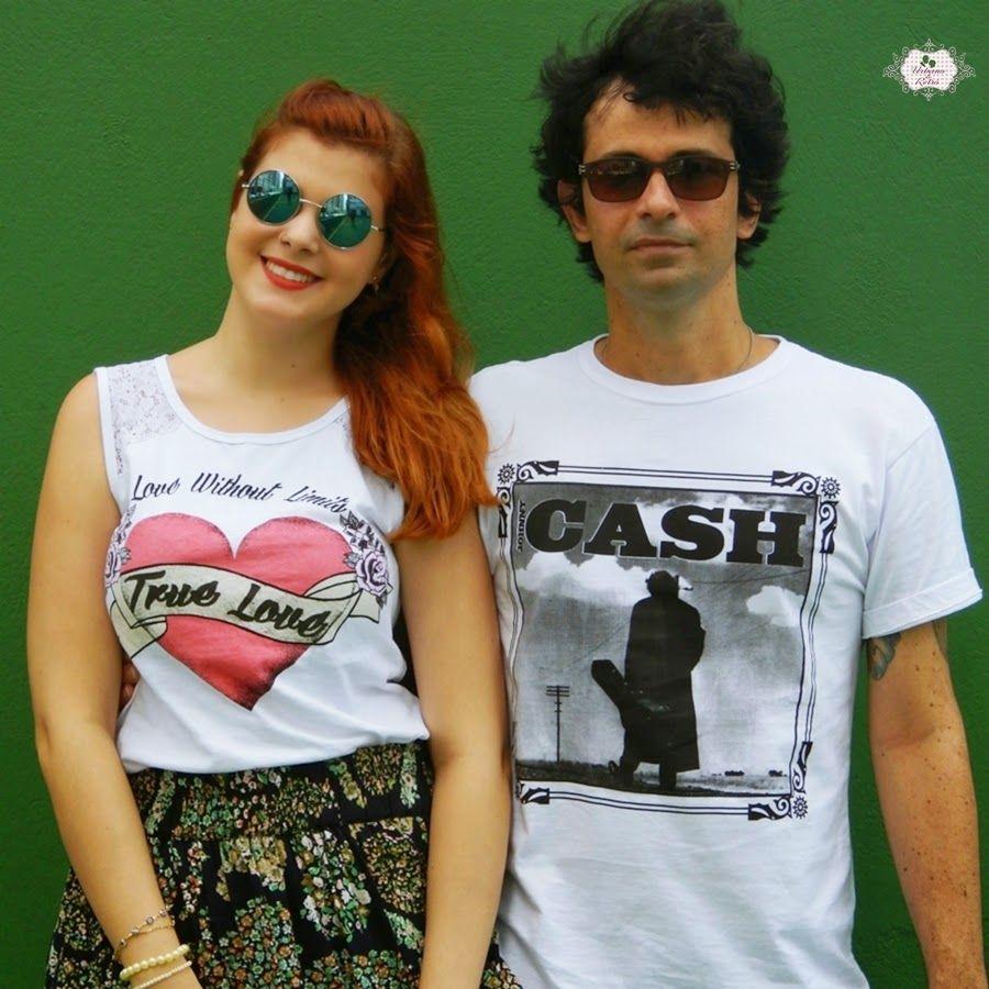 Look De Casal: True Love E Johnny Cash
