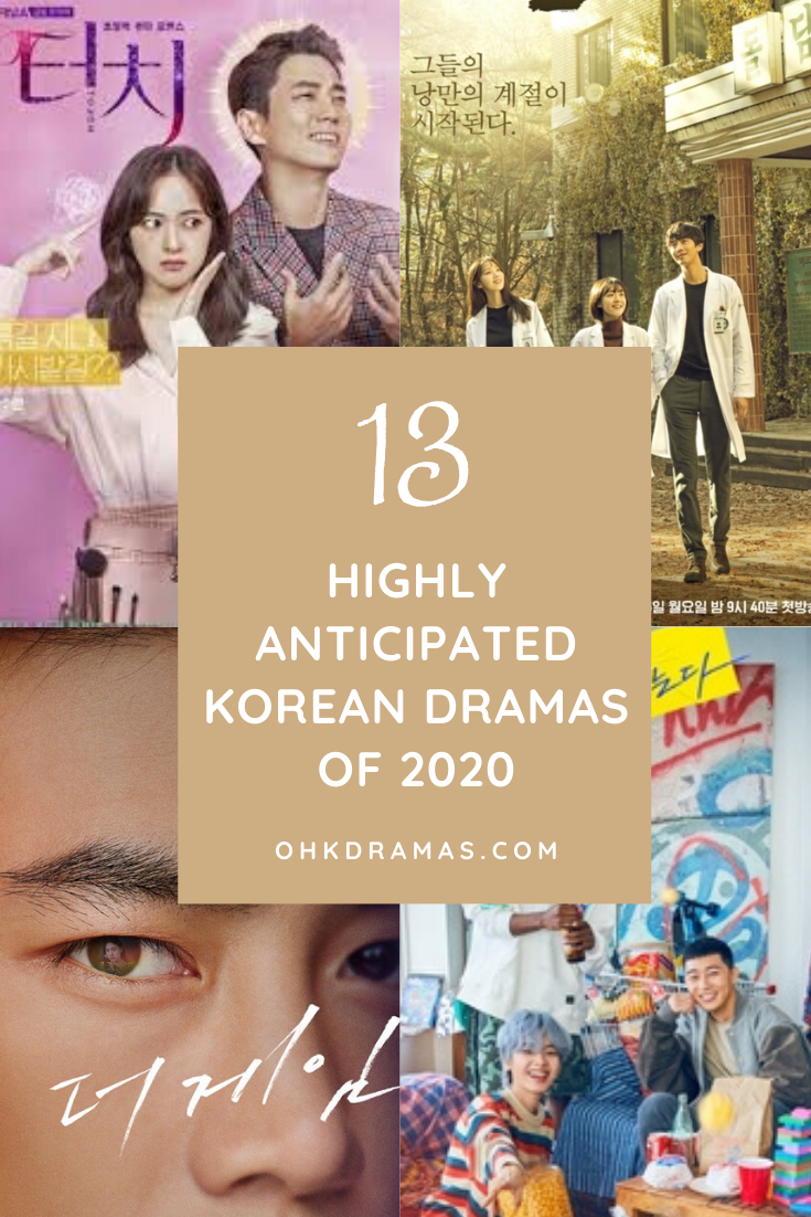 13 of the most highly anticipated Korean dramas set to air