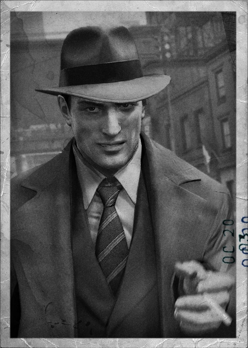 Mafia Ii Vito The Family Album Pinterest Mafia Mafia 2 And