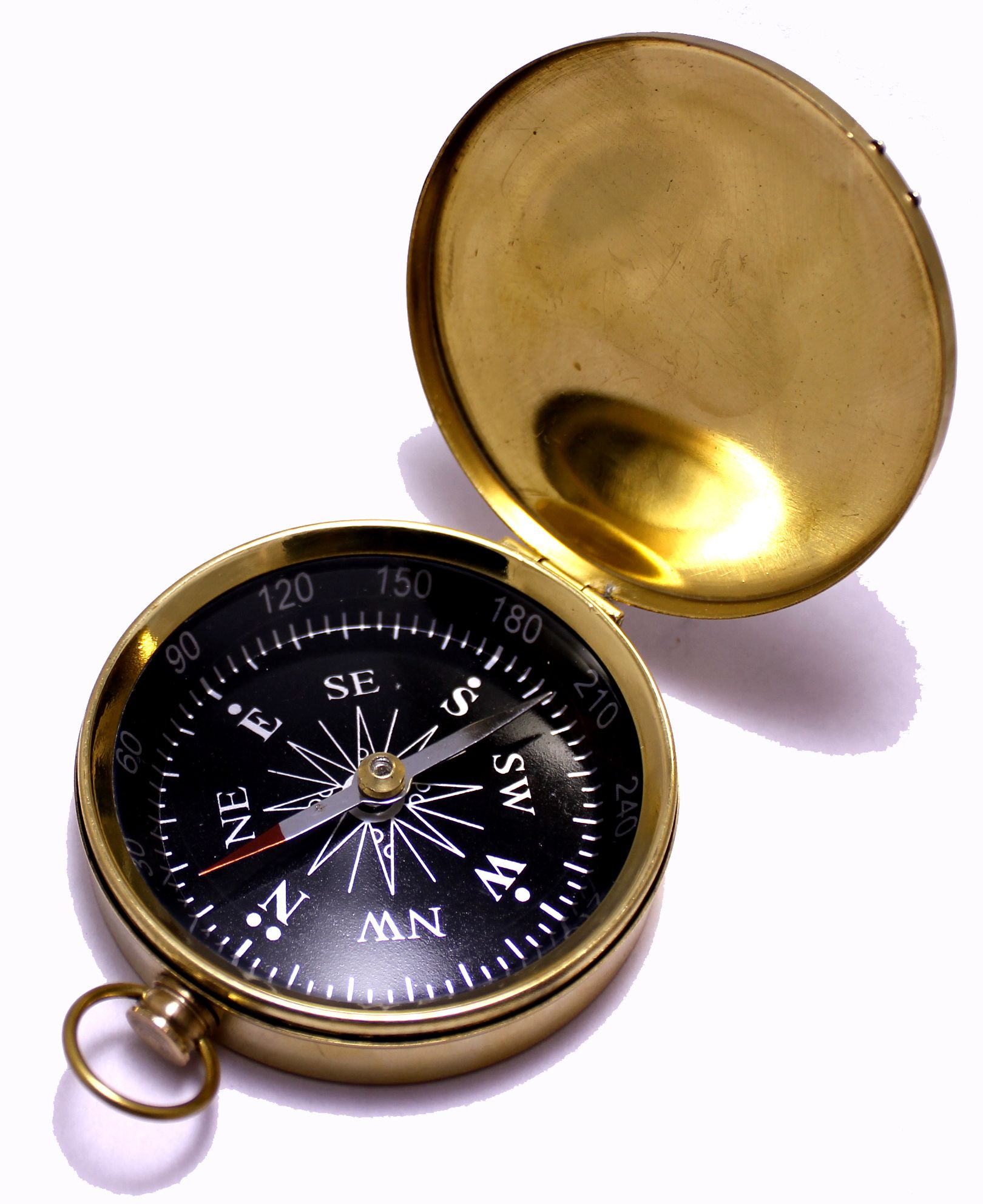 Nautical gifts for the home -  Sku No Compass Brass Nd_121a Brass Gentlemen S Compass 3 Brass Compasses Nautical Giftscompass Rosemagnetic Compasshome