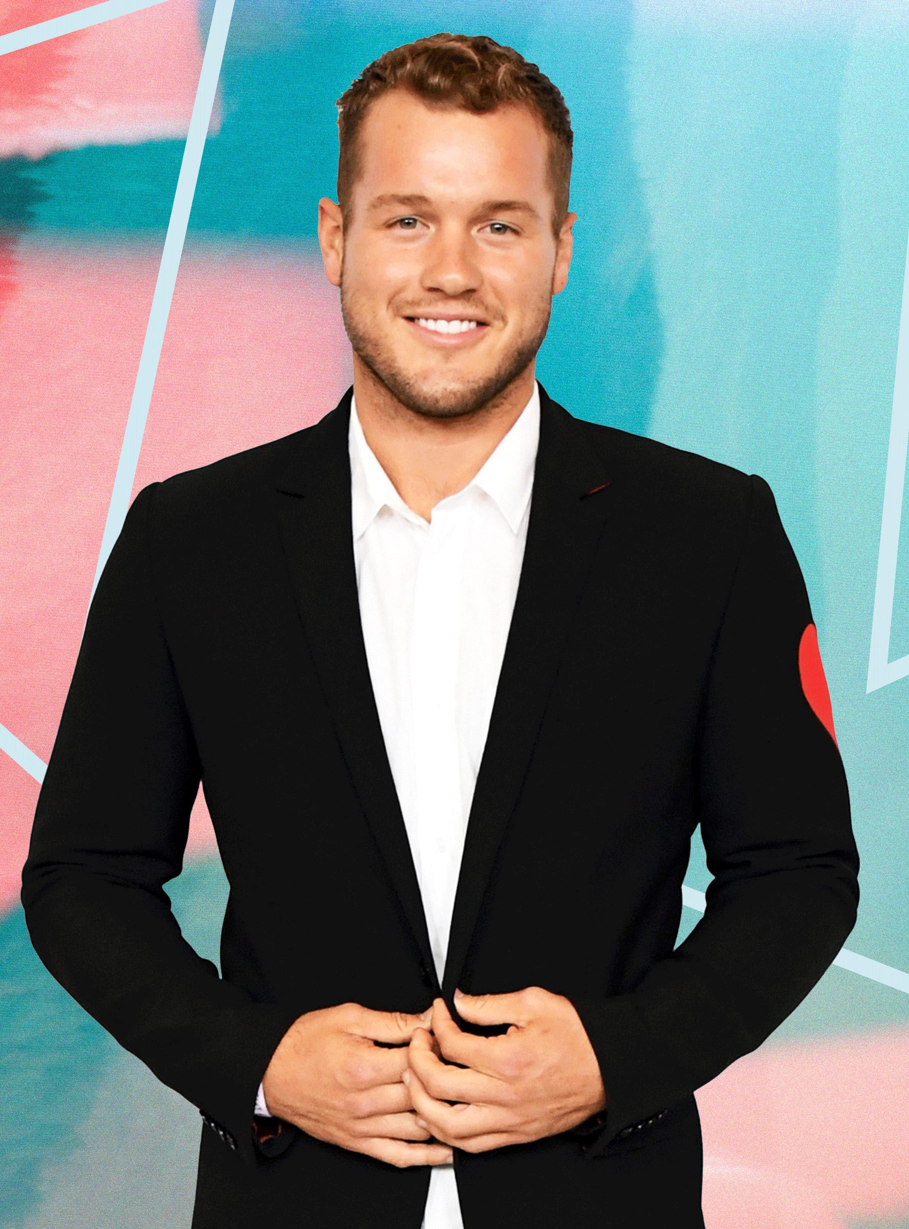 This Is Why You See Colton Underwood Showering So Much On