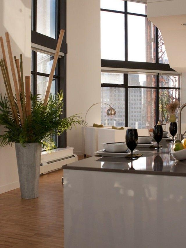 du bambou d co pour un int rieur original et moderne d couvrir deco en bambou home decor. Black Bedroom Furniture Sets. Home Design Ideas