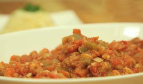 طريقة عمل يخنة الروبيان بالثوم #stew #recipe