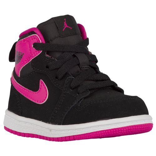 Jordan AJ 1 High - Girls' Toddler $50 Kids Foot Locker Free ...