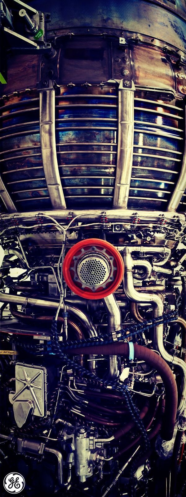 A typical jet engine contains nearly 25,000 individual