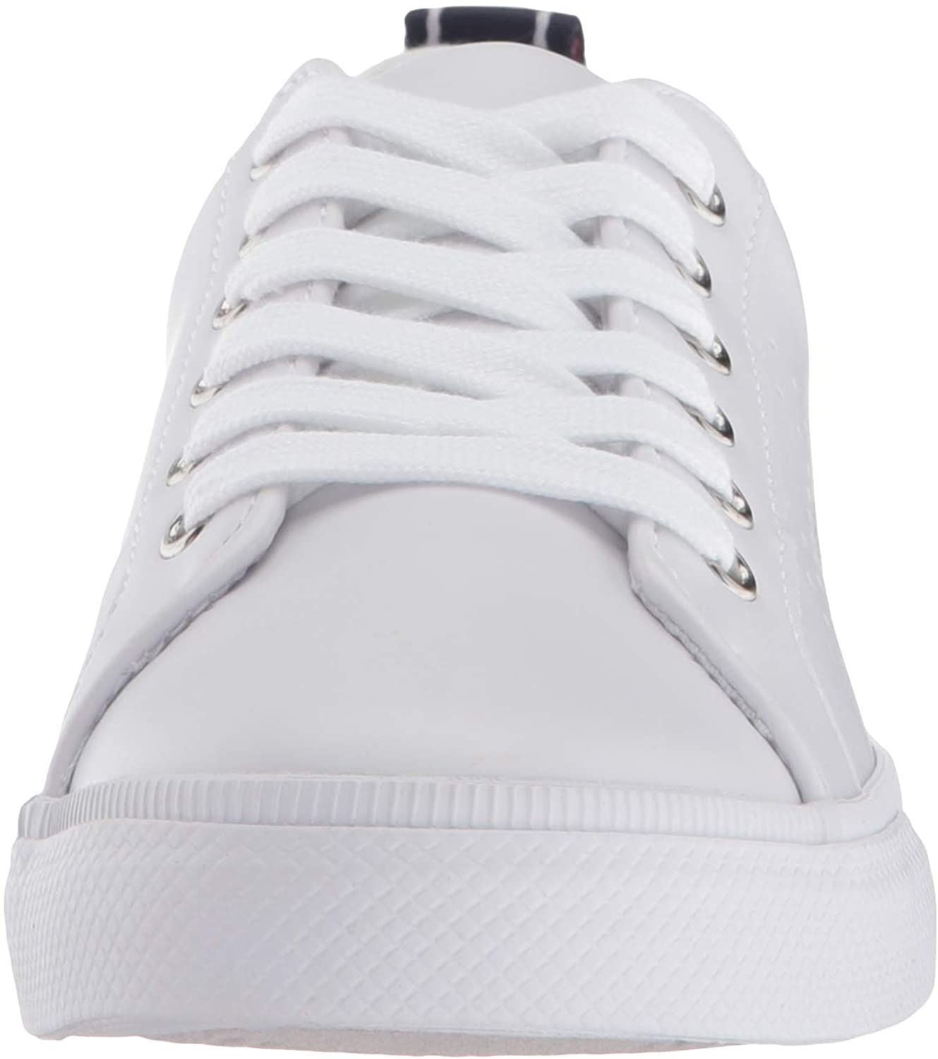 Tommy Hilfiger Lelita Zapatillas Para Mujer Blanco 7 5 Shoes Sneakers Tommy Hilfiger Not Wearing Shoes
