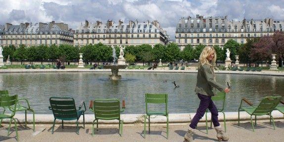 Le jardin du luxembourg art pinterest luxembourg - Chaise jardin du luxembourg ...