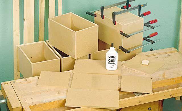 Kommode Selbst Bauen schubladen-kommode selber bauen