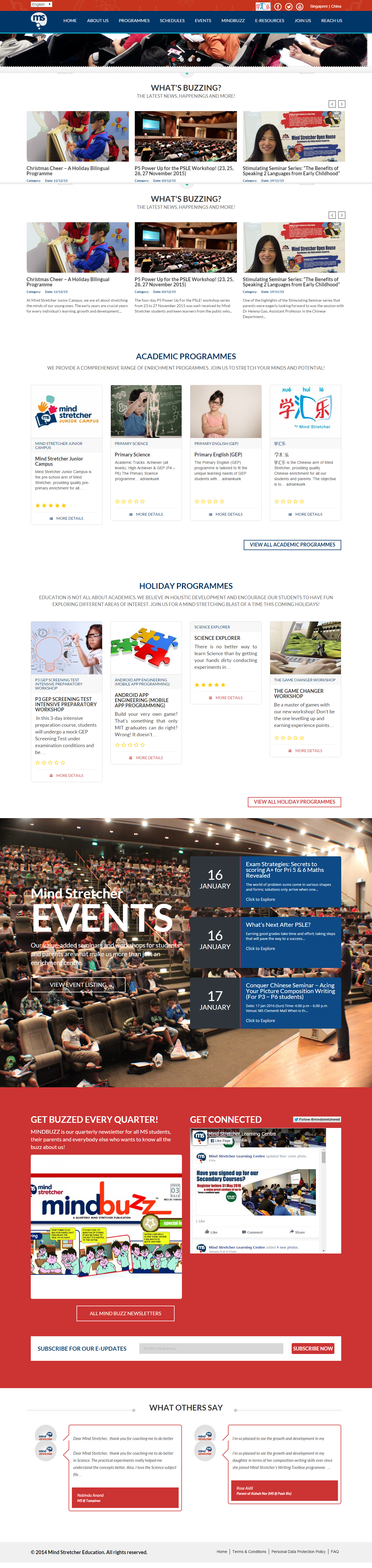 Sample Websites for Maths tutors math tuition agency in