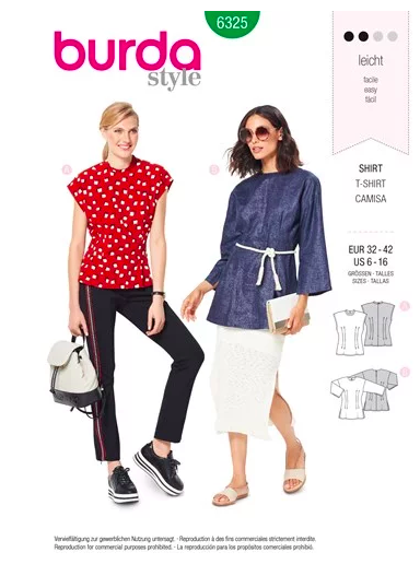 f30f23fdece7a1 Burda Spring/Summer 2019 Catalog Patterns – Doctor T Designs ...