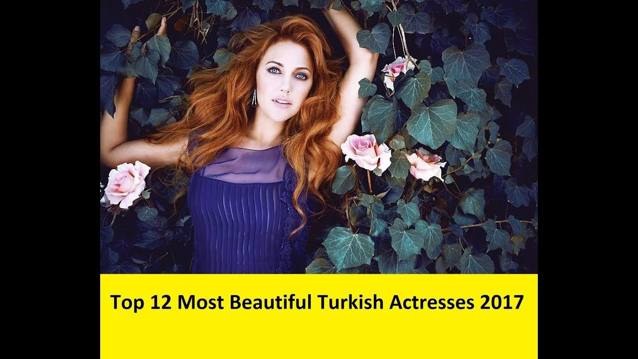 Top 12 Most Beautiful Turkish Actresses 2017 | Informative Videos