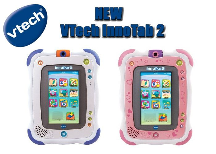 VTech InnoTab 2 Review - Top Christmas Toys For 2012