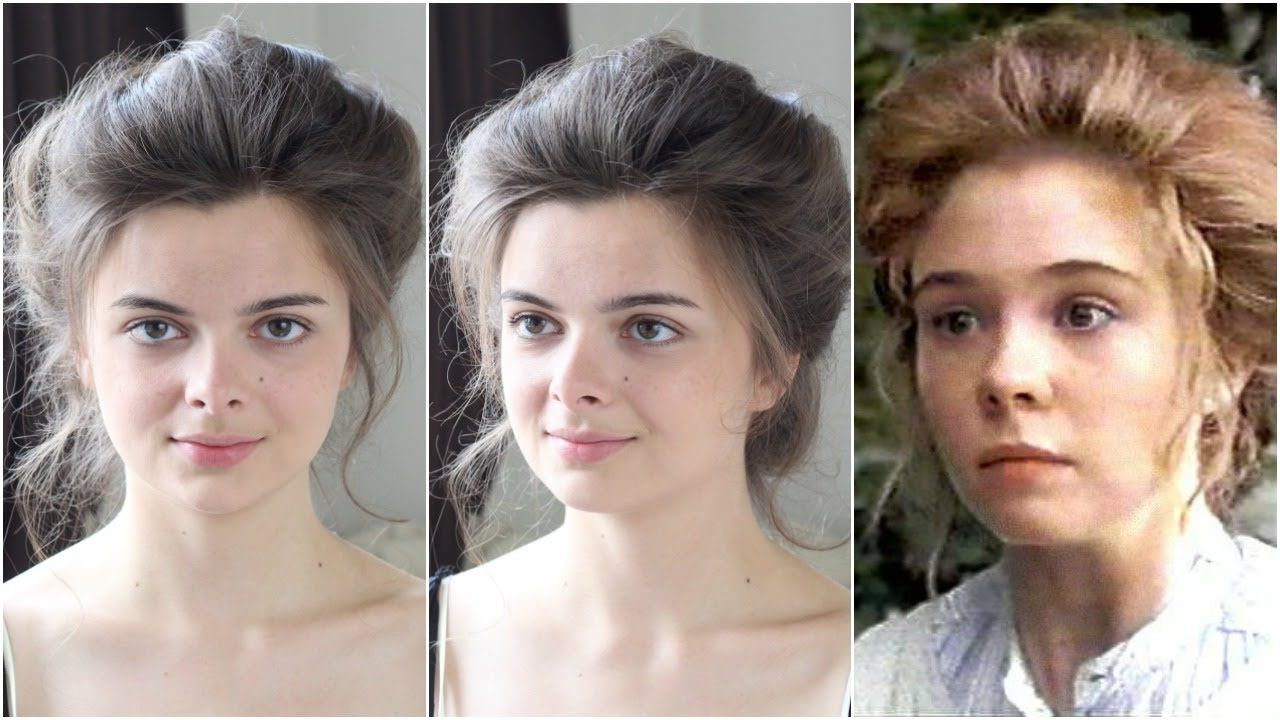 Anne Shirley Anne Of Green Gables Tutorial Beauty Beacons Of