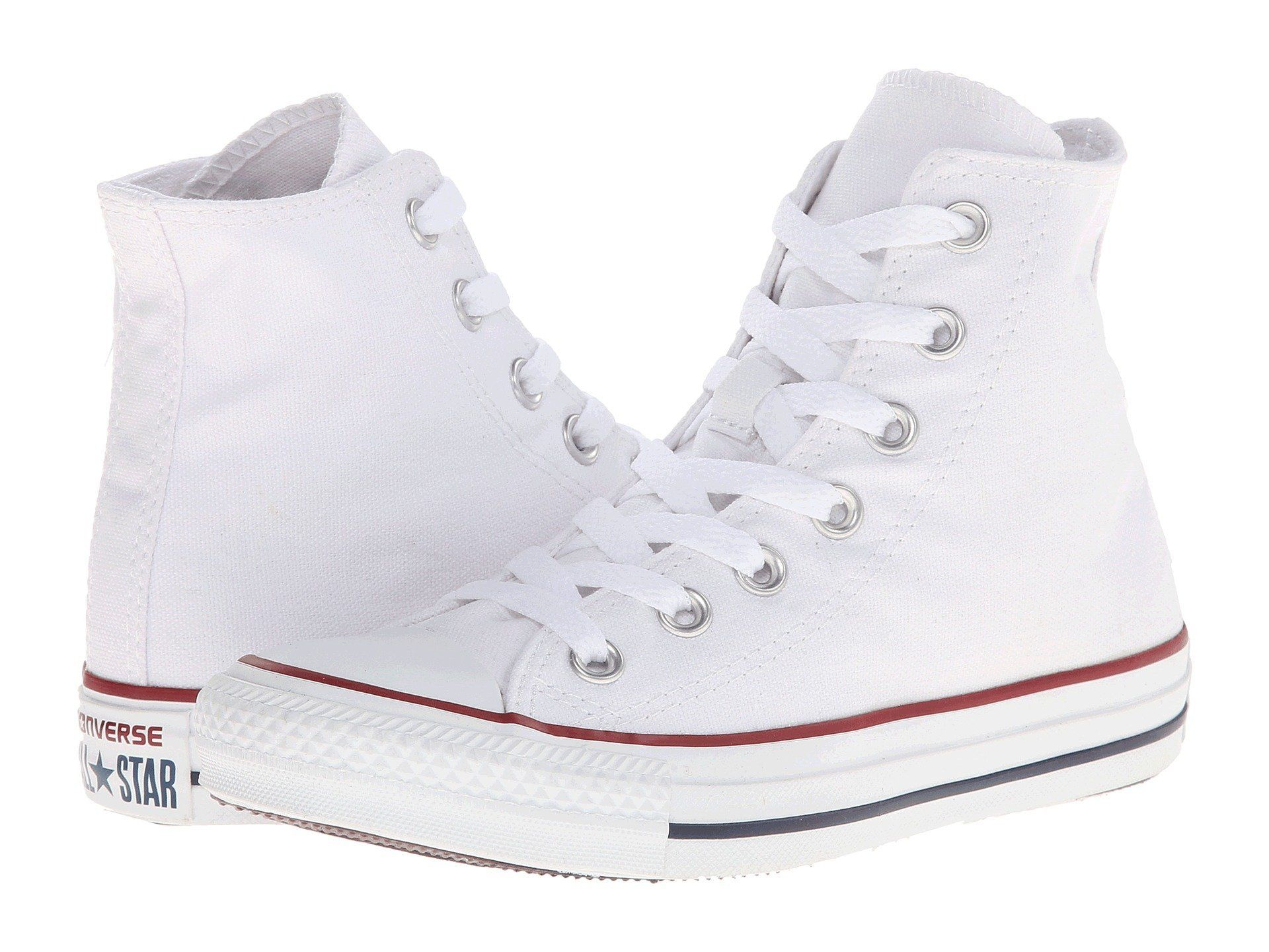Converse Chuck Taylor All Star Core Hi Optical White in 2020