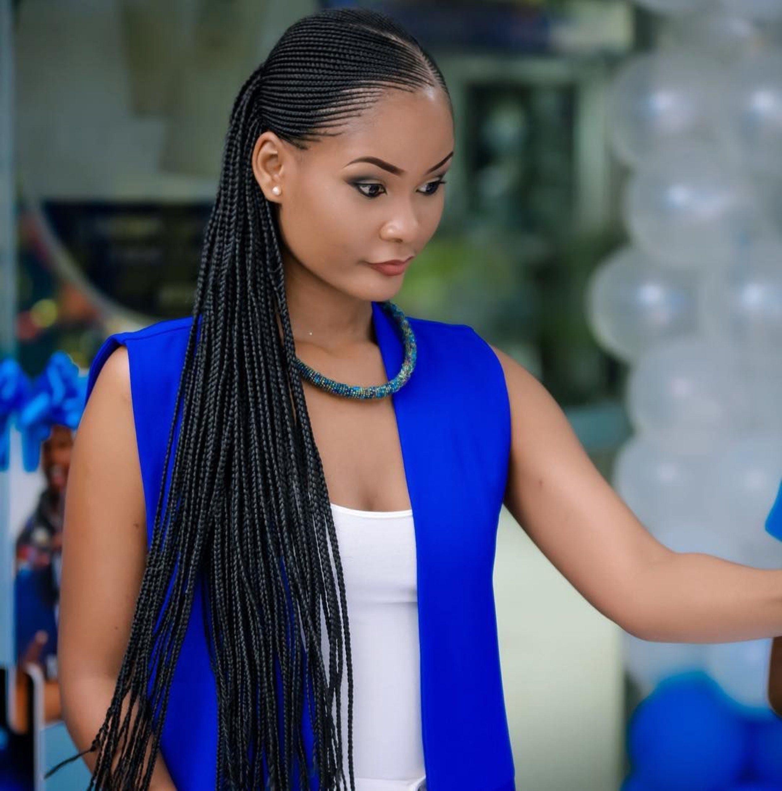 6 packs Senegalese Twist Crochet Box Braids Hair (With ...