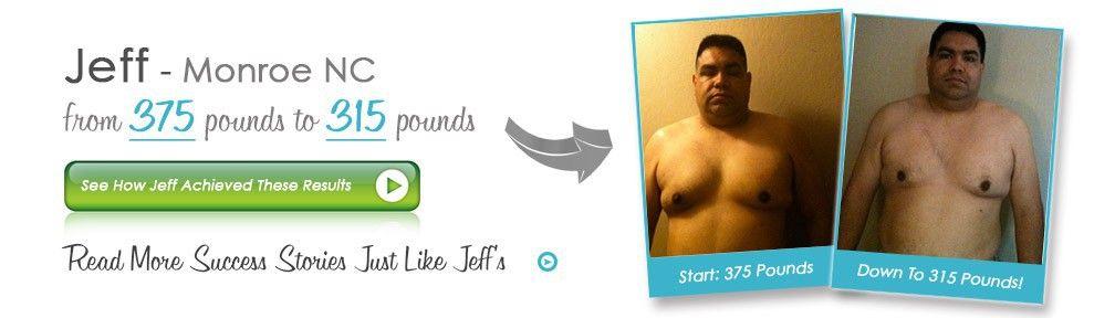 Patrick weight loss