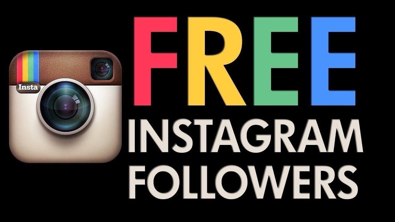 Free instagram followers instantly new free instagram