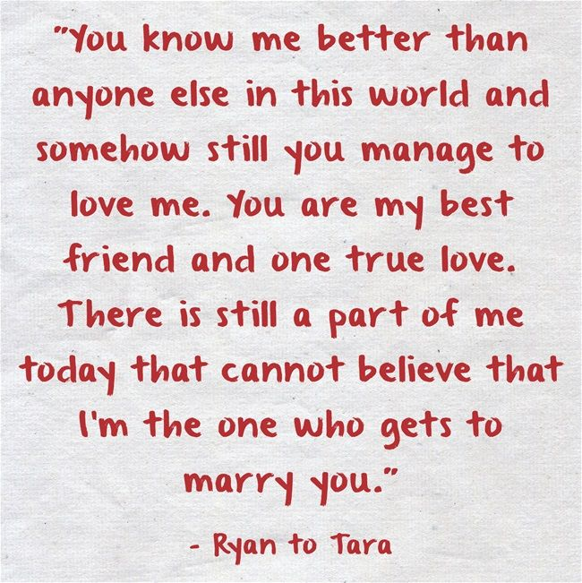 Real Wedding Vows For Her