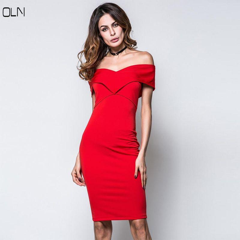 92c92cf55de Plus Size Fashion Sexy Charming Halter Neck Woman Dress Girl Gift Beach  Party Elegant Dress Vintage