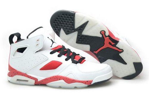 2013 New Nike Air Jordan 6 Vi Mens Shoes White Red Ireland  560703ce4