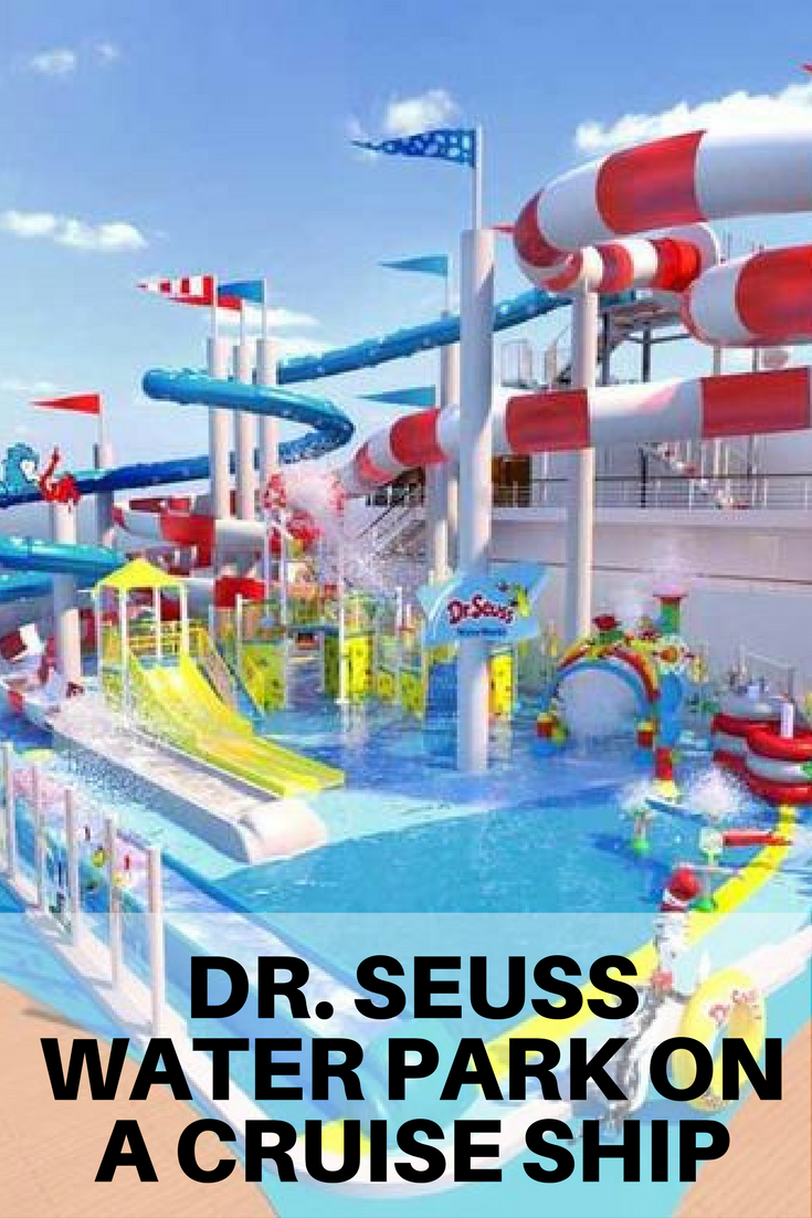 83408a2459 Carnival s newest cruise ship is getting a Cat in the Hat water slide and  other Dr. Seuss-themed things.