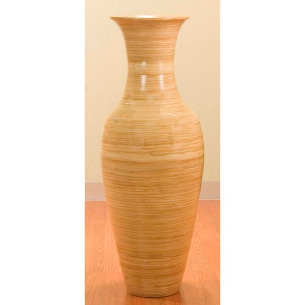 36 Inch Bamboo Tall Floor Vase Decor Pinterest Tall Floor