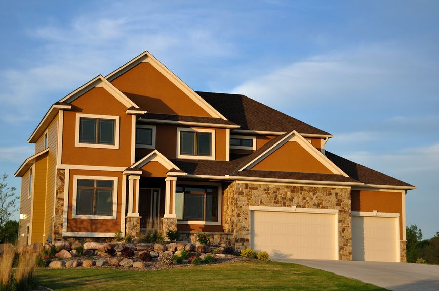 Tips for Choosing an Oakmont Exterior House Color - Lucas ...