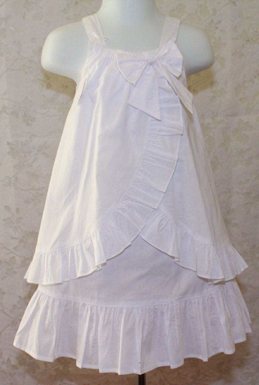 New Handmade Size 2 3t Dress Beautiful White Toddler Girls Dress All Occassion Lace Socks Included Great Picture Dr Toddler Girl Dresses 3t Dress Girls Dresses [ 1280 x 862 Pixel ]
