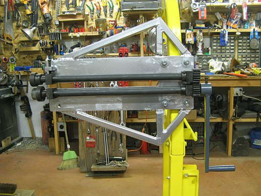 Image Result For Homemade Planishing Hammer Sheet Metal