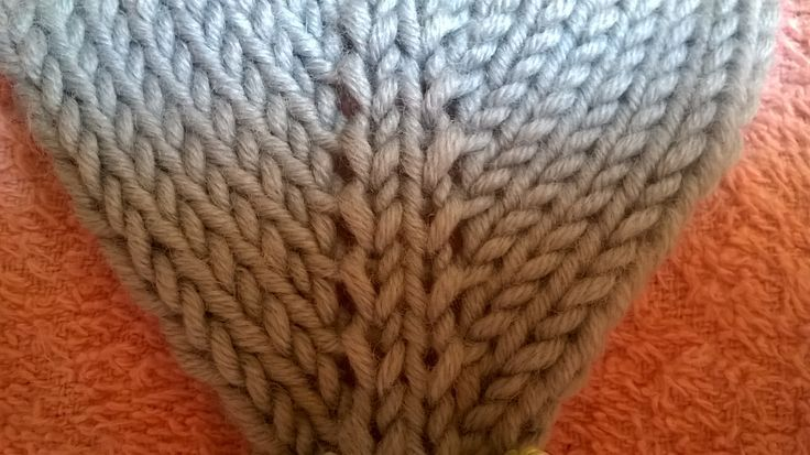 Photo of Knit possibilities with raglan