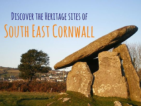 Discover the Heritage sites of South East Cornwall