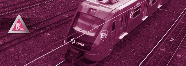 Move Metrópole | Sempre em movimento!: CPTM intensifica obras de modernização da Linha 7...